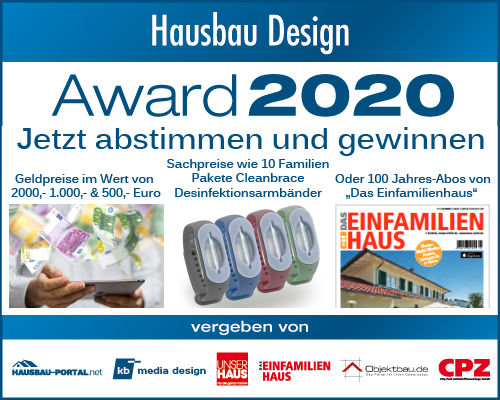 Hausbau Design Award 2020